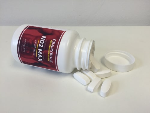 NO2 MAX Nitric Oxide Booster