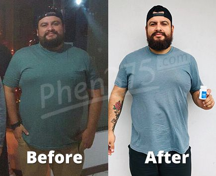Before and After Phen375