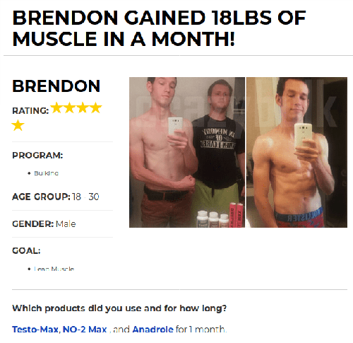 Brandon Before and After NO2 MAX