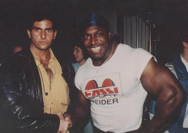 Lee Haney 1991 Mr.Olympia