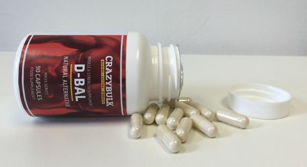 Crazy Bulk Dianabol Pills