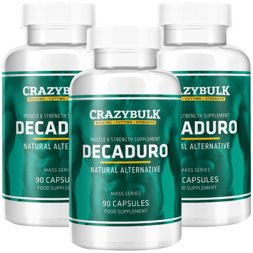 Decaduro a Safe Alternative to Deca Durabolin