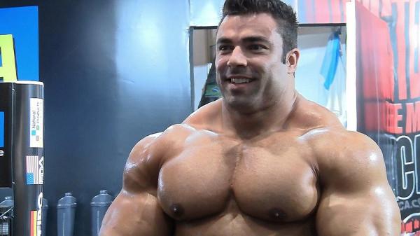 Massive Bodybuilder