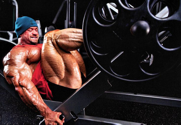 Branch Warren Leg Press
