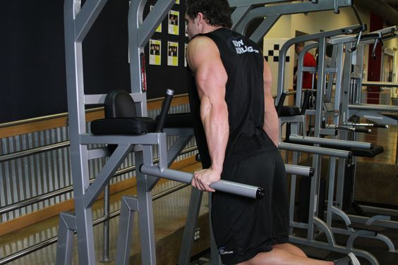 dips for triceps