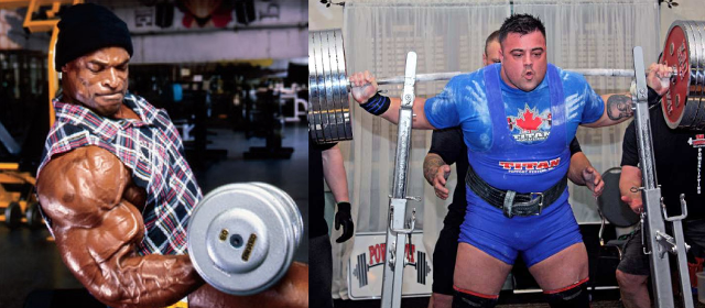 Power Lifting Strength Training