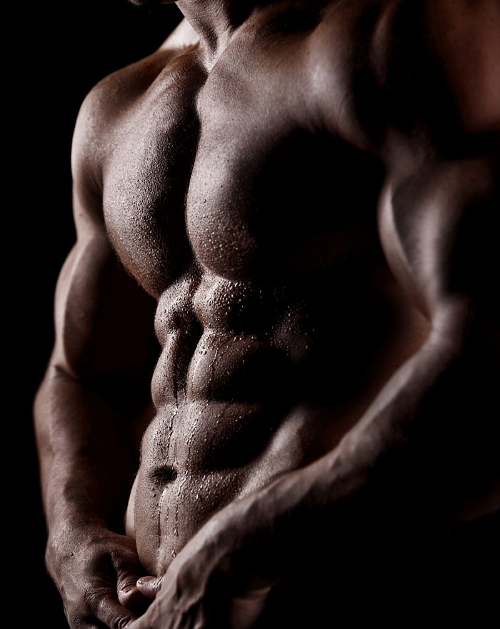Image of Ripped bodybuilder