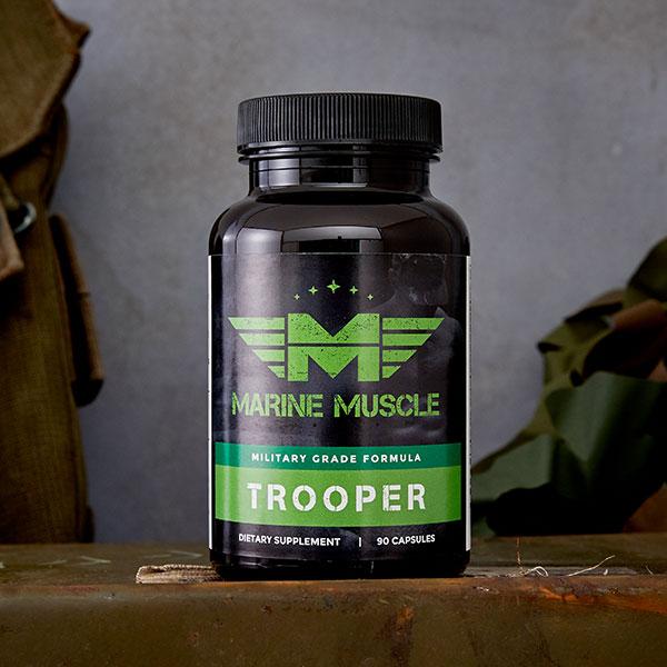 Marine Muscle Trooper