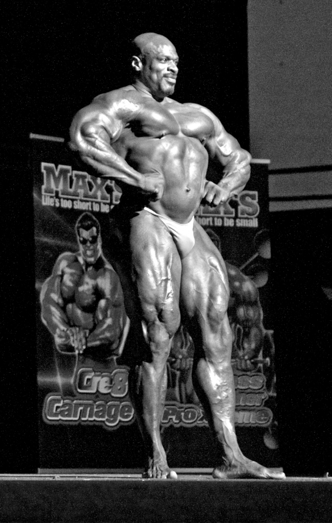 Ronnie Coleman 2009