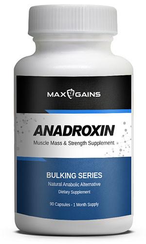 Max Gains Anadroxin