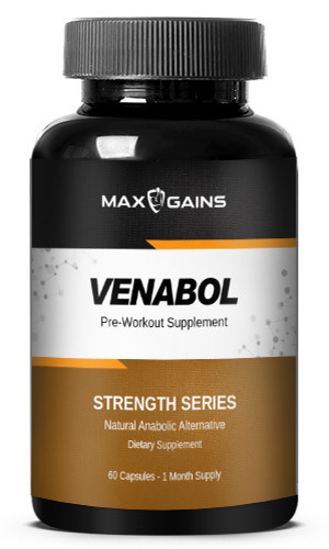 Max Gains Venabol (Dianabol Alternative)