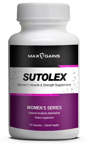 Max Gains Sutolex Sustanon Alternative for Women