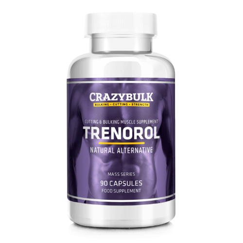 CrazyBulk Trenorol