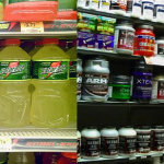 Sports Drinks Versus Pre-Workout Supplements