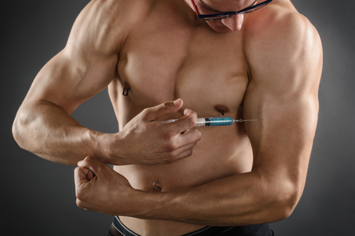 Testosterone Why You Need It - Man Injecting Testosterone