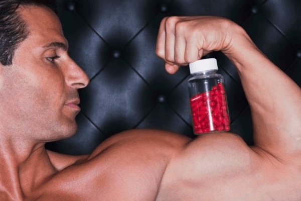 Benefits of Anabolic Supplements - Bodybuilding Flexing Bicep
