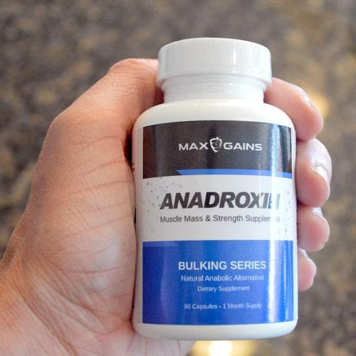 Anadroxin