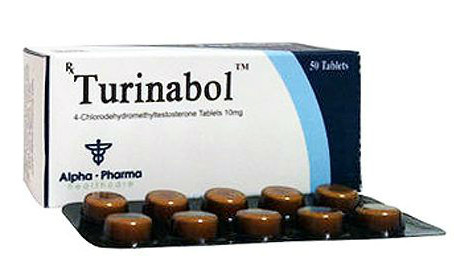Oral Turinabol Pills