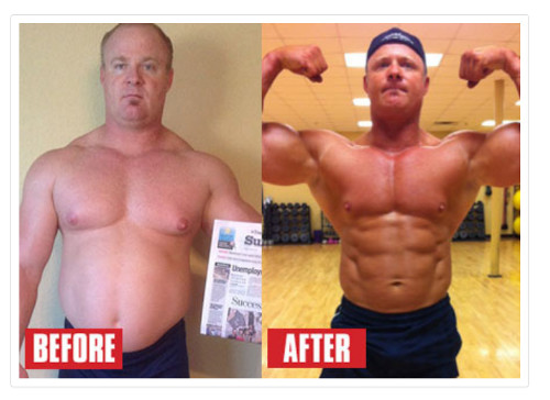 Before and After Results MI40