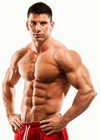 Vascular Male Bodybuilder