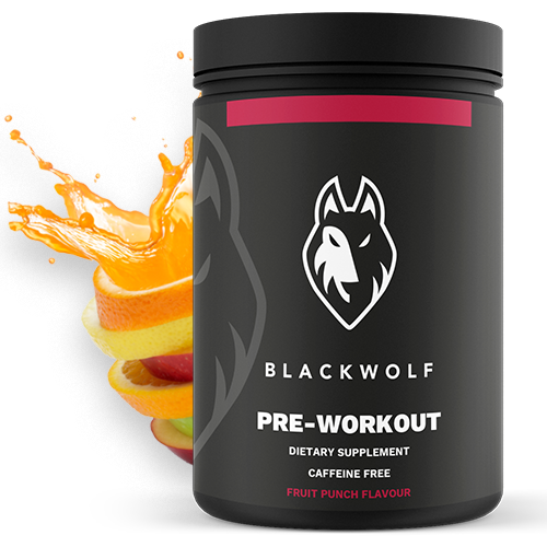 Black Wolf Fruit Punch Flavor
