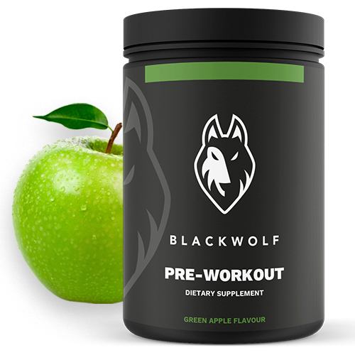 Black Wolf Fruit Punch