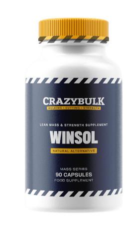 Oral Winstrol Pills