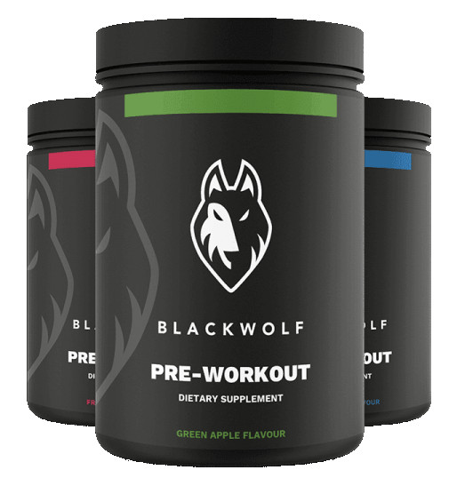 Black Wolf Pre-Workout