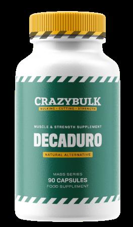 Decaduro a Safe Alternative to Deca Durabolin