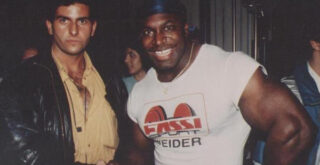 Lee Haney 1991 Mr.Olympia